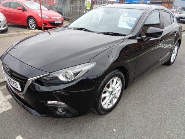 2016 Mazda Mazda3 2.0 SE-L Nav SKYACTIV-G Hatchback 5d (16 reg)