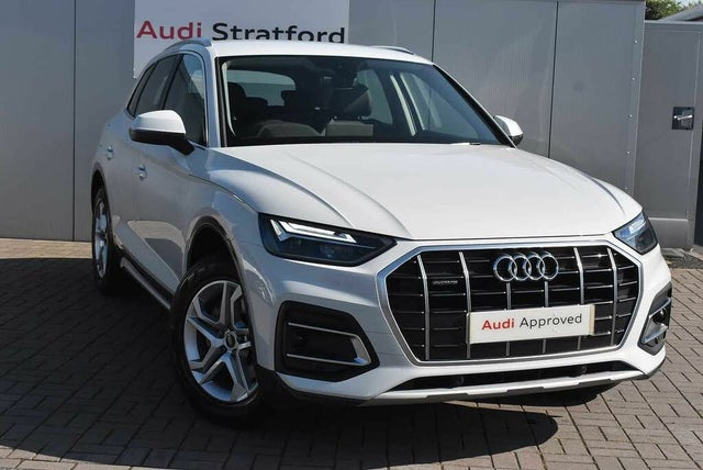 2021 Audi Q5 (21 reg)
