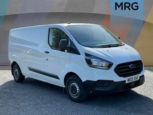 2021 Ford Transit Custom (21 reg)