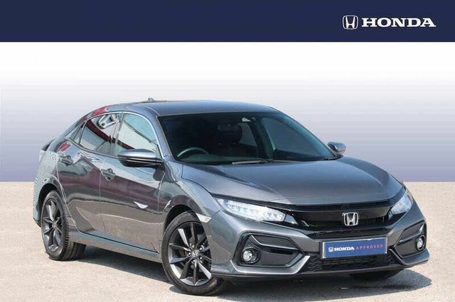 2021 Honda Civic 1.0 VTEC TURBO SR Hatchback 5d (HF reg)