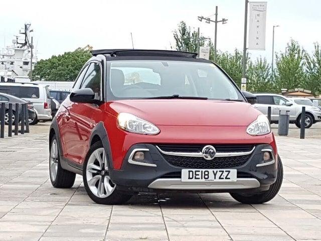 2018 Vauxhall ADAM 1.2i ROCKS AIR (18 reg)