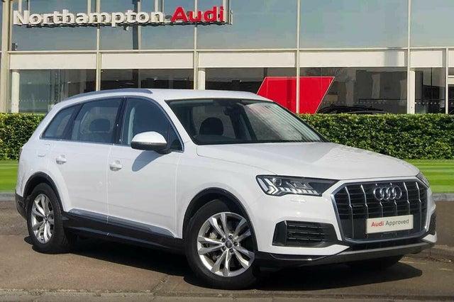 2020 Audi Q7 (70 reg)