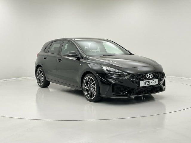 2021 Hyundai i30 1.5 T-GDi N Line Hatchback (21 reg)