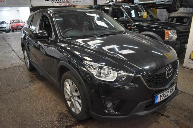 2012 Mazda CX-5 2.2TD Sport (175ps) AWD (Nav) (12 reg)