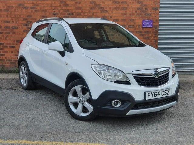 2014 Vauxhall Mokka 1.7CDTi Tech Line ecoFLEX FWD (s/s) (64 reg)