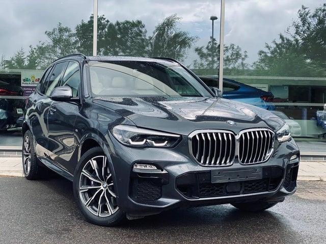 2019 BMW X5 (AC reg)