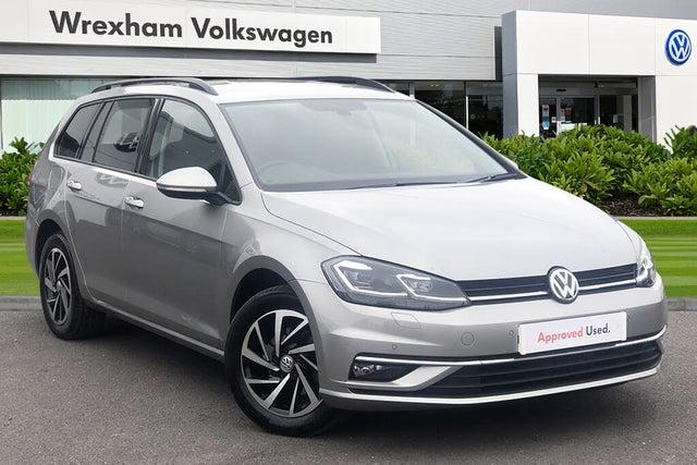 2020 Volkswagen Golf 1.0 TSI Match Edition Estate (70 reg)