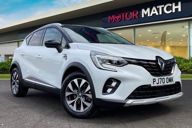 2020 Renault Captur (1R reg)