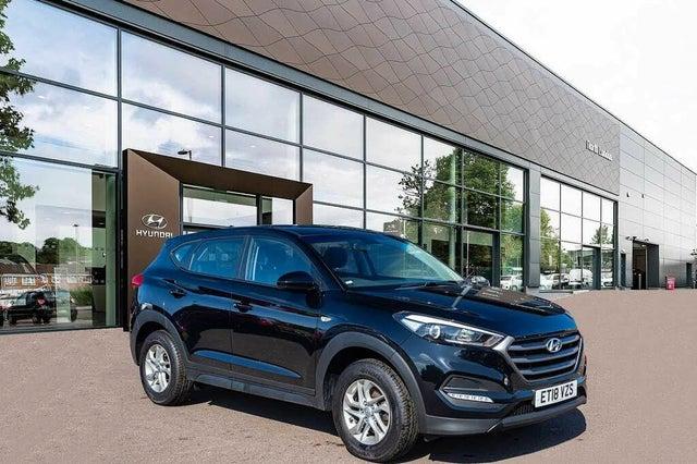 2018 Hyundai Tucson 1.6 GDi Blue Drive S (AJ reg)