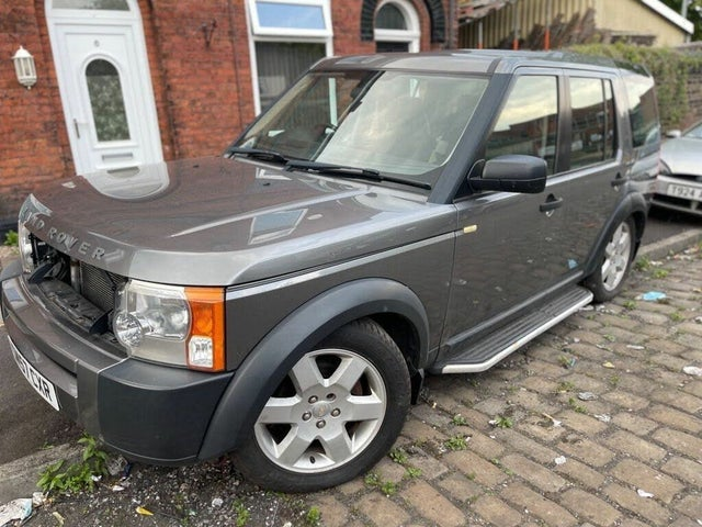 2007 Land Rover Discovery 3 (57 reg)