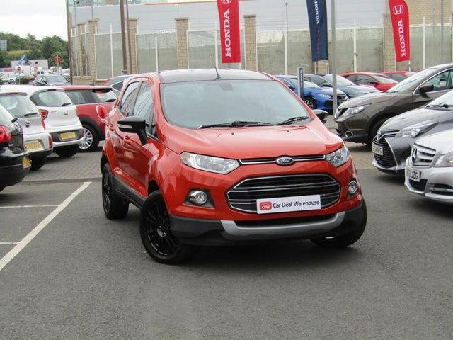 2016 Ford EcoSport 1.0 Titanium S (0B reg)