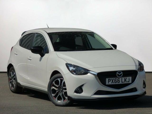 2017 Mazda Mazda2 1.5 Sport Black (66 reg)