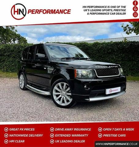 2010 Land Rover Range Rover Sport 3.6TD Autobiography Sport LE (LL reg)