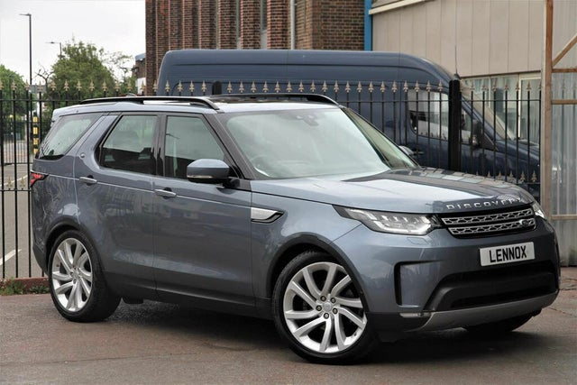 2018 Land Rover Discovery 2.0SD4 HSE Luxury 4X4 (LR reg)
