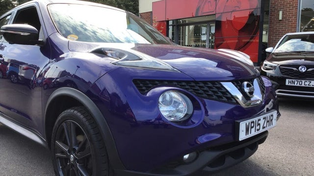 2015 Nissan Juke 1.2 Tekna (NF reg)