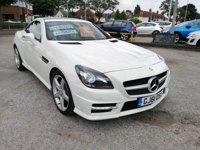 2011 Mercedes-Benz SLK 1.8 SLK200 AMG Sport Edition 125 7G-Tronic Plus (D1 reg)