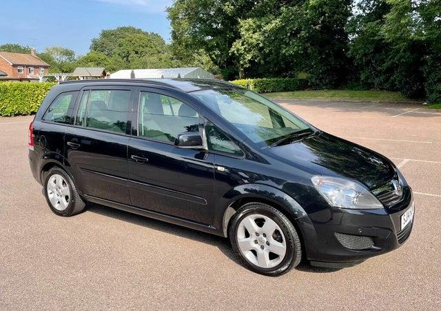 2014 Vauxhall Zafira 1.8 Exclusiv (140ps) (L0 reg)