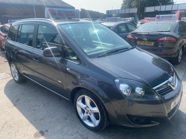 2011 Vauxhall Zafira 1.8 SRi (11 reg)