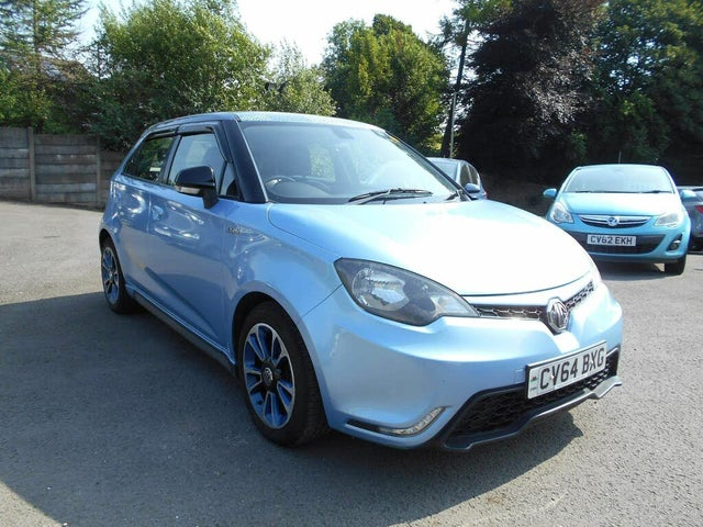 2014 MG MG3 1.5 3Style Lux (106ps) (64 reg)
