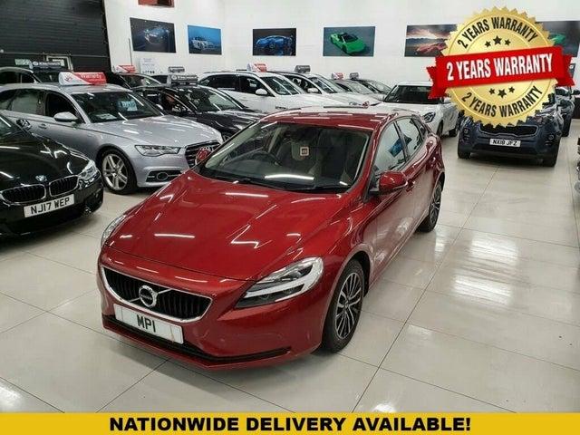 2017 Volvo V40 2.0TD D3 Momentum (1M reg)