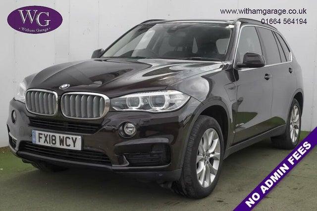 2018 BMW X5 2.0 xDrive40e SE (18 reg)