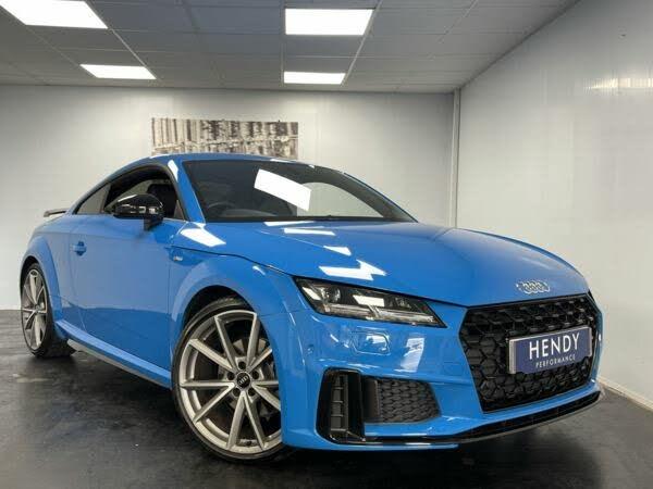 2020 Audi TT Coupe (UZ reg)
