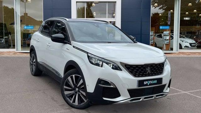 2020 Peugeot 3008 SUV 1.6 PureTech GT (300bhp) 4X4 HYBRID4 e-EAT8 (69 reg)