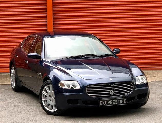 2006 Maserati Quattroporte 4.2 Seq (56 reg)