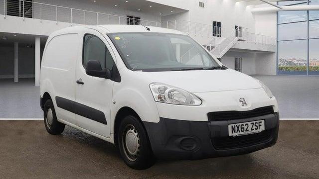 2012 Peugeot Partner 1.6TD S L1 (92) 850 Panel Van (62 reg)