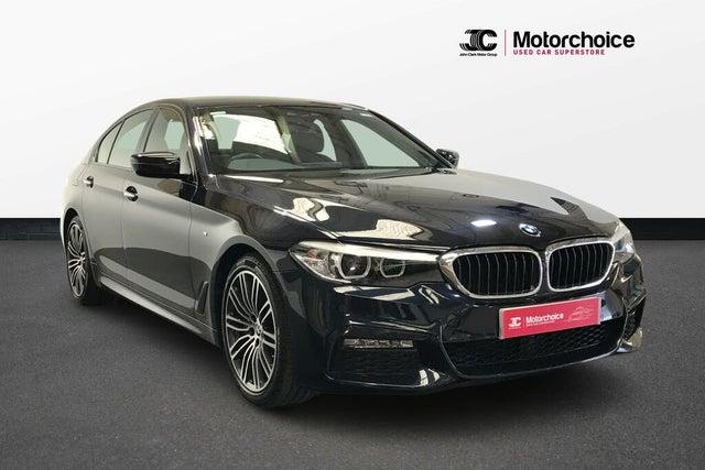 2018 BMW 5 Series 3.0TD 530d M Sport 4X4 xDrive Saloon 4d (18 reg)