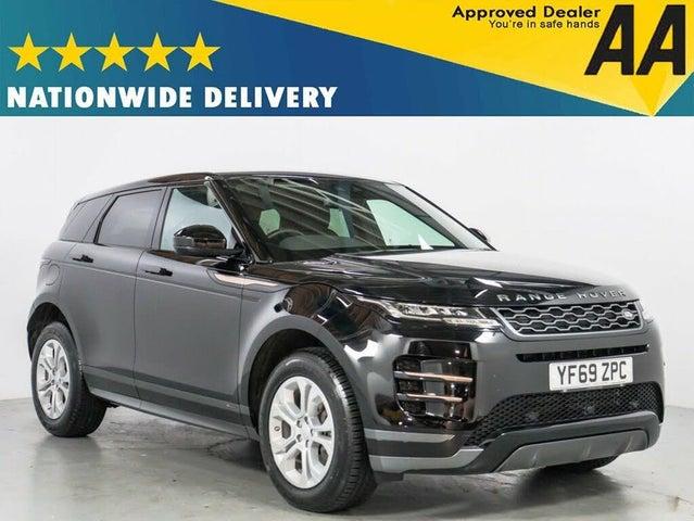 2019 Land Rover Range Rover Evoque (69 reg)