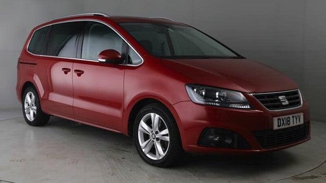 2018 Seat Alhambra 2.0TDI Xcellence (150ps) Ecomotive (18 reg)