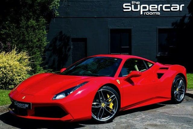 2016 Ferrari 488 3.9 488 GTB (F7 reg)