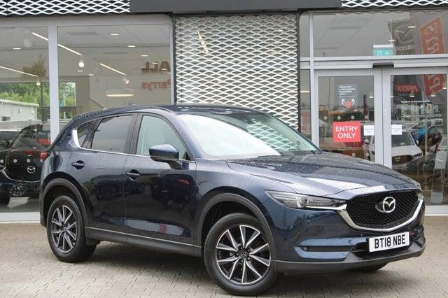2018 Mazda CX-5 2.0 Sport (Nav) (18 reg)