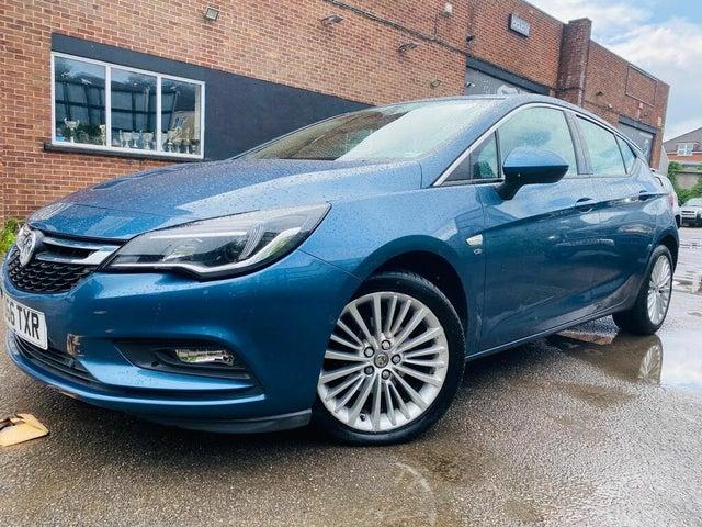 2016 Vauxhall Astra 1.6CDTi Elite Nav (110ps) Hatchback (LB reg)