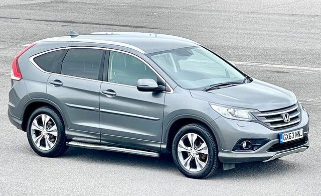 2013 Honda CR-V 1.6TD SR (DAB Audio) (63 reg)