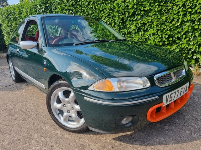 1999 Rover 200 1.8 200 BRM LE Ltd Edn 200
