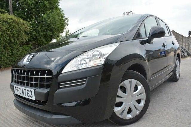 2011 Peugeot 3008 Crossover 1.6TD Active (112bhp) (Z4 reg)
