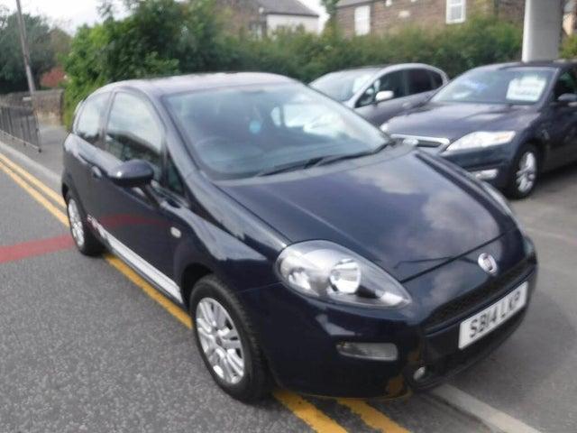 2014 Fiat Punto 1.2 Easy 3d (14 reg)