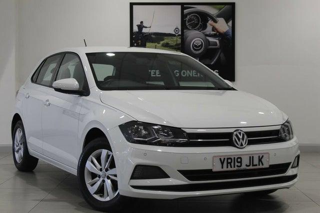 2019 Volkswagen Polo 1.0 TSI SE (s/s) (19 reg)