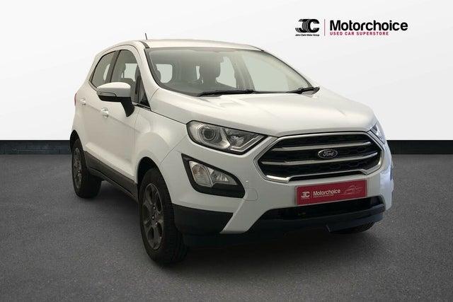 2018 Ford EcoSport (01 reg)