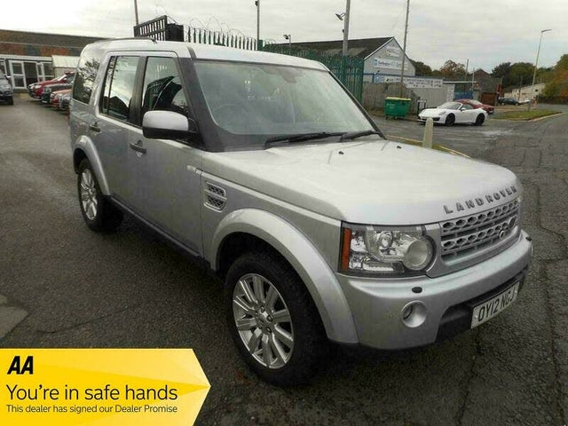 2012 Land Rover Discovery 4 3.0TD HSE 4X4 Auto (12 reg)