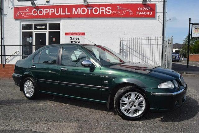 2003 Rover 45 1.8 Connoisseur (RR reg)