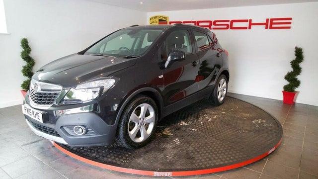 2015 Vauxhall Mokka 1.4i 16v Turbo Tech Line (s/s) (15 reg)