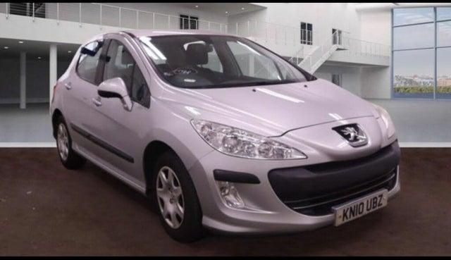 2010 Peugeot 308 1.6 S VTi 5d (34 reg)