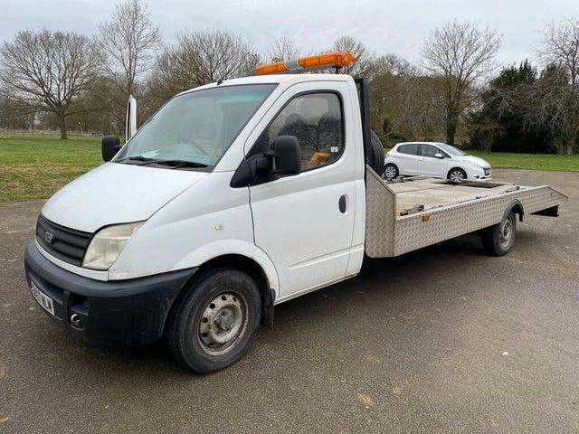 2007 LDV Maxus 2.5TD 3.5t LWB 2.5CDI (120ps) Chassis Cab (YL reg)