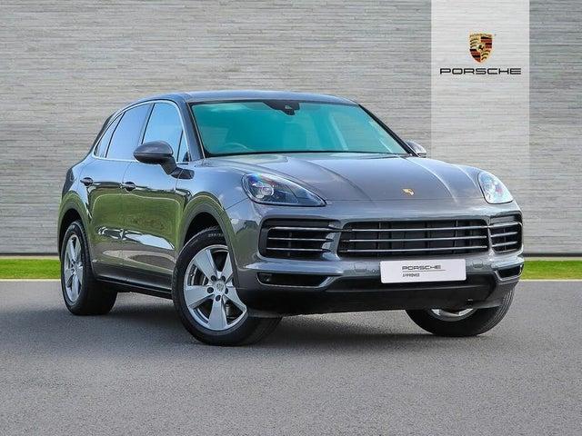 2019 Porsche Cayenne 3.0 V6 (340ps) 4X4 [no trim] Station Wagon (1Z reg)
