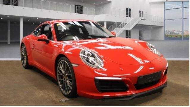 2016 Porsche 911 3.0 Carrera S Coupe PDK (0Z reg)