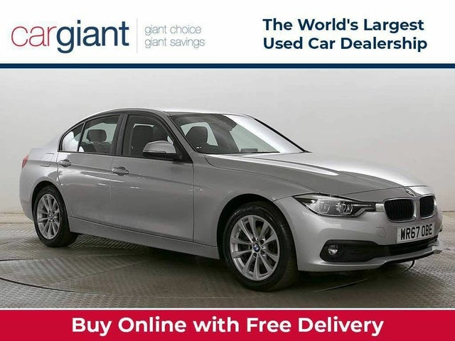 2017 BMW 3 Series (A8 reg)
