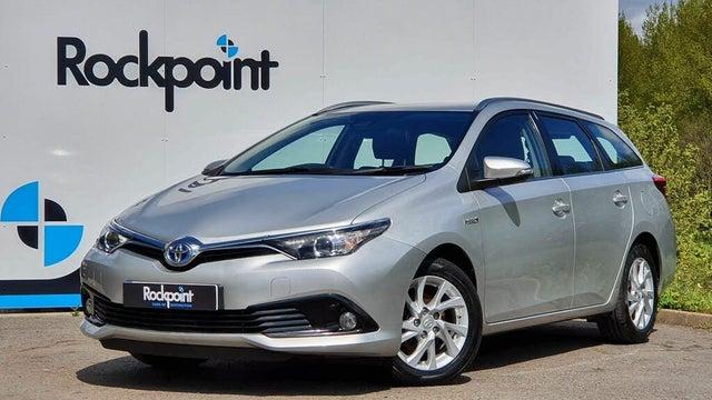 2019 Toyota Auris 1.8 VVT-i HSD Icon Tech Hybrid (136bhp) Estate (68 reg)